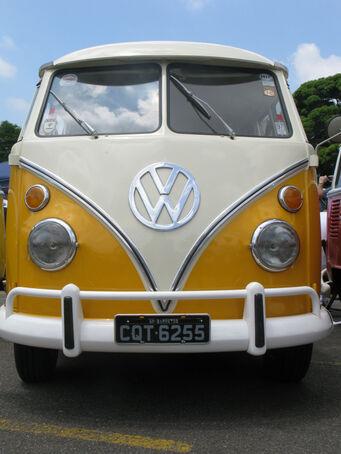 VW Bulli in Brasilien