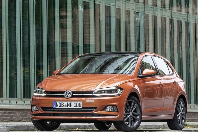 VW Polo 1.0 TGI Bluemotion 2017