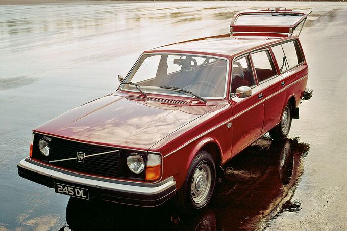 Volvo Baureihe 200