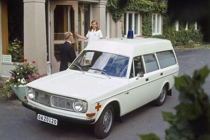 Volvo Reihe 140