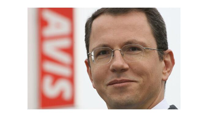 Wolfgang Neumann wird neuer Group Commercial Director von Avis Europe