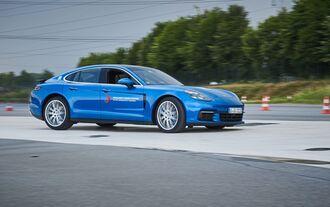 Zf, autonomes, fahren, Porsche, Panamera