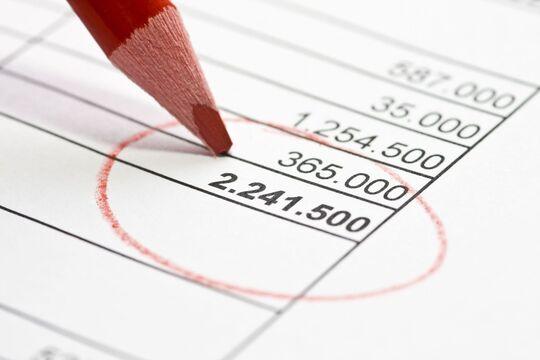Versicherer streichen Kleinbeträge